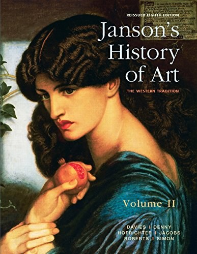 9780133936629: Janson's History of Art, Volume 2 Reissued Edition (8th Edition)