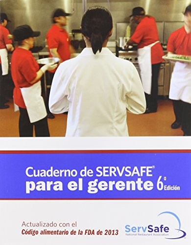 9780133936742: ServSafe Manager Book in Spanish, Revised (6th Edition)
