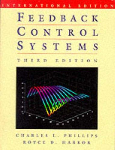 9780133937374: Feedback Control Systems