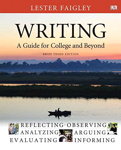 9780133937916: Writing: A Guide for College and Beyond, Brief Edition, with MyLab Writing -- Access Card Package (3rd Edition)