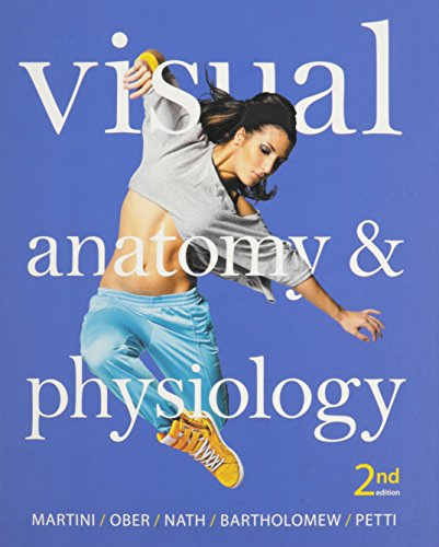 9780133939996: Visual Anatomy & Physiology and Modified MasteringA&P with eText and VP Access Card (2nd Edition)