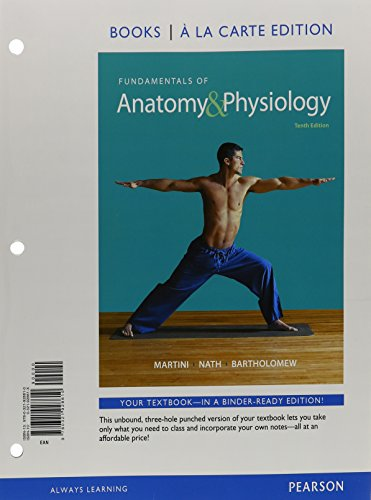 9780133940664: Fundamentals of Anatomy & Physiology, Books a la Carte Edition, Mastering A&P with Pearson eText, Atlas of the Human Body, Practical Lab 3, Interactive Physiology CD ROM (10th Edition)