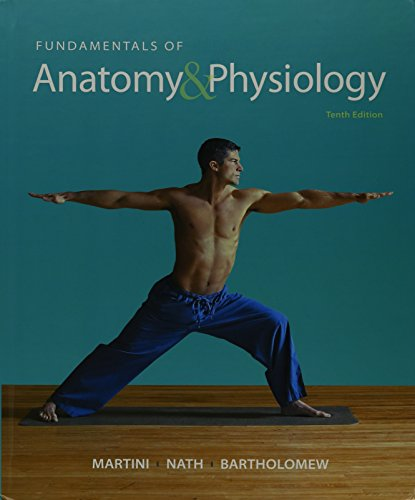 9780133941616 Fundamentals Of Anatomy Physiology Masteringap With Pearson Etext