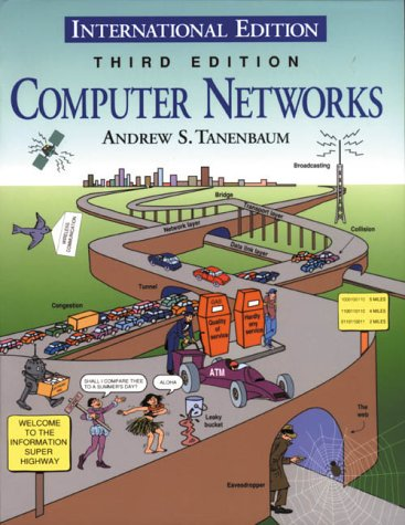 9780133942484: Computer Networks: International Edition