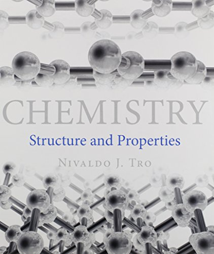 Chemistry: Structure and Properties & Solutions Manual for Chemistry: Structure and Properties ...