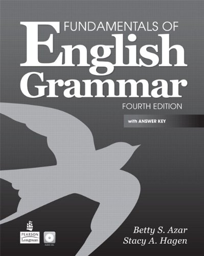 9780133945232: Fundamentals of English Grammar Student Book with Bound-in Answer Key and MyEnglishLab (4th Edition)