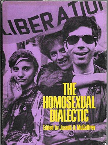 9780133945850: Homosexual Dialectic (A Spectrum book)