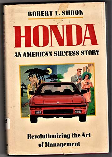9780133946109: Honda: An American Success Story