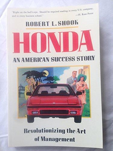 9780133946284: Honda: An American Success Story