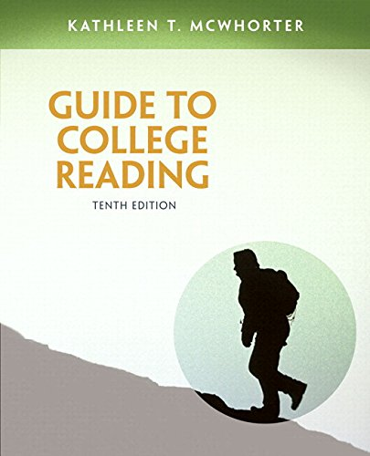 9780133947083: Guide to College Reading Plus MyReadingLab with Pearson eText - Access Card Package