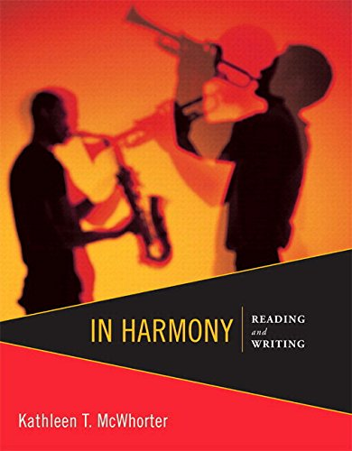 9780133947120: In Harmony: Reading and Writing Plus MySkillsLab with eText -- Access Card Package