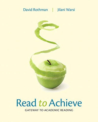 9780133947182: Read to Achieve: Gateway to Academic Reading Plus MyLab Reading with eText-- Access Card Package