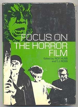 9780133947595: Horror Film (Film Focus)