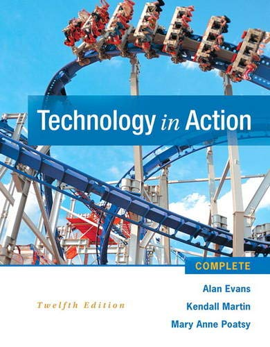 9780133949568: Technology In Action Complete (12th Edition)