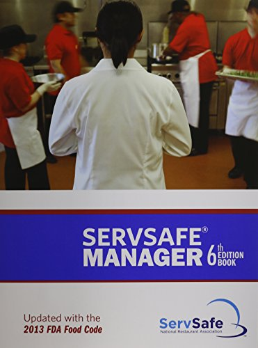 9780133951721: ServSafe Manager Book with Online Exam Voucher, Revised Plus MyServSafeLab with Pearson eText -- Access Card Package (6th Edition)