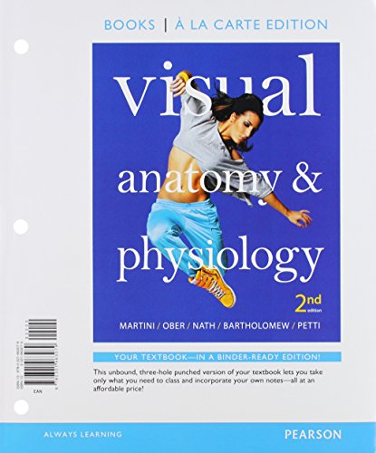 9780133952353: Visual Anatomy & Physiology, Books a la Carte, Visual Anatomy & Physiology Lab Manual-Main Version, MasteringA&P with eText Value Pack Access Card for both Main Title and Lab Manual (2nd Edition)