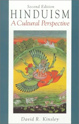 Hinduism: A Cultural Perspective (2nd Edition): David R. Kinsley