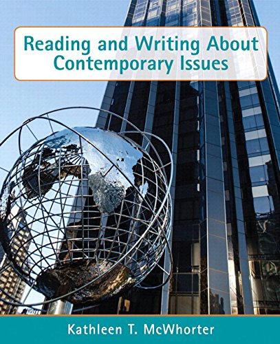 9780133957860: Reading and Writing About Contemporary Issues Plus MySkillsLab with Pearson eText -- Access Card Package