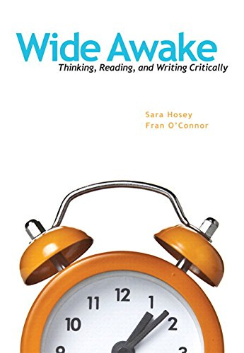 9780133958331: Wide Awake: Thinking, Reading, and Writing Critically Plus MyLab Writing -- Access Card Package