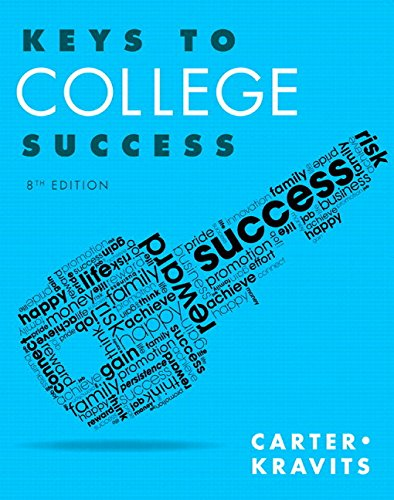 9780133958812: Keys to College Success Plus MyLab Student Success with Pearson eText -- Access Card Package (8th Edition) (Key Series Audience-specific)