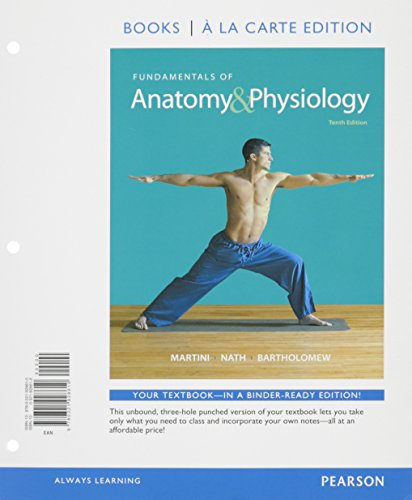 9780133959178: Fundamentals of Anatomy & Physiology, Books a la Carte Edition & Modified MasteringA&P with Pearson eText --Access Card & A&P Applications Manual & ... Phys. 10-Sys. Suite CD-ROM Package