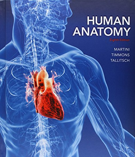 9780133959758: Human Anatomy and MasteringA&P with eText and Access Card (8th Edition)