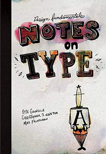 9780133962420: Design Fundamentals: Notes on Type