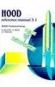 9780133962437: Hood: Reference Manual 3.1 (Hood Technical Group)