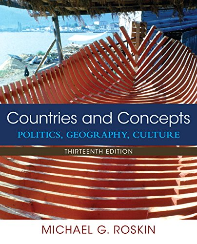 9780133963083: Countries and Concepts: Politics, Geography, Culture