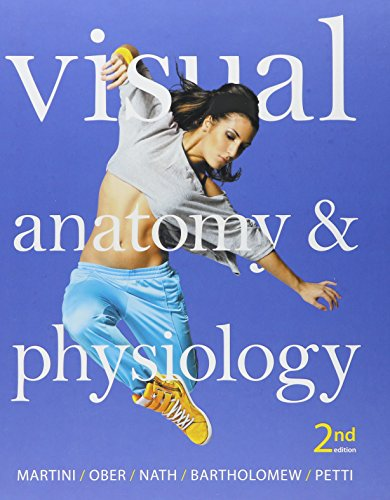 Visual Anatomy Physiology, Student Worksheets, Atlas of the Human Body, Masteringap with Etext and ...