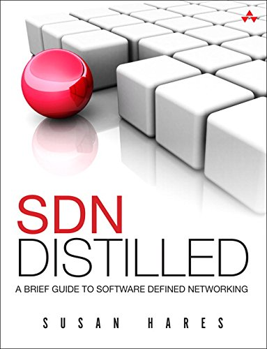 9780133965292: Sdn Distilled: A Brief Guide to Software Defined Networking