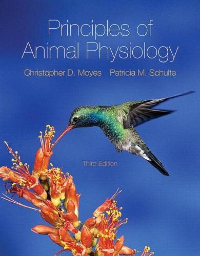 9780133965308: Principles of Animal Physiology Plus Companion Website with Pearson eText -- Access Card Package (3rd Edition)