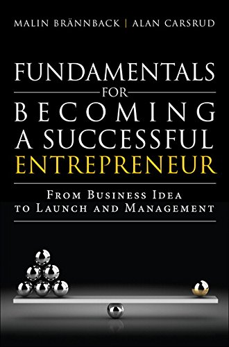 9780133966817: Fundamentals for Becoming a Successful Entrepreneur: From Business Idea to Launch and Management