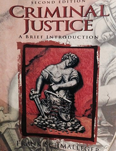 9780133967319: Criminal Justice: A Brief Introduction
