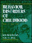 9780133968705: Behavior Disorders of Childhood