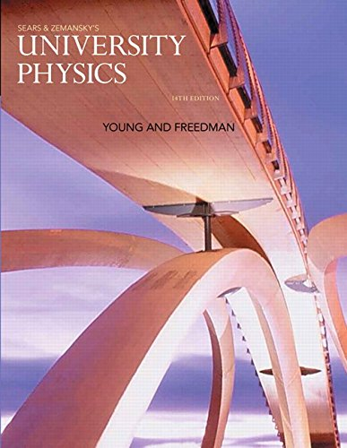 9780133969290: University Physics (14th Edition)