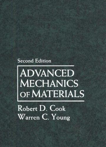 9780133969610: Advanced Mechanics of Materials