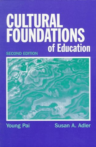 9780133969795: Cultural Foundations of Education