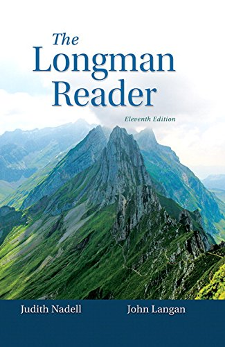 9780133969887: Longman Reader, The Plus MyWritingLab with eText -- Access Card Package (11th Edition)