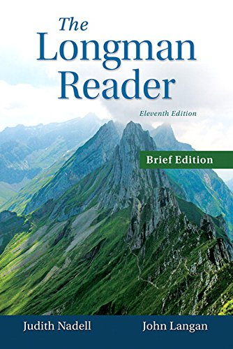 9780133970067: Longman Reader, Brief Edition, The, Plus MyWritingLab with eText -- Access Card Package (11th Edition)