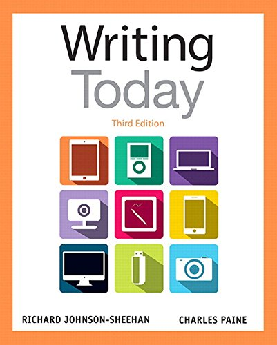 9780133970395: Writing Today Plus MyWritingLab with Pearson eText -- Access Card Package (3rd Edition)