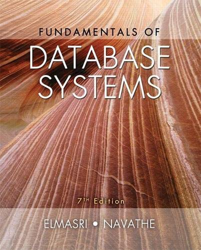 9780133970777: Fundamentals of Database Systems (7th Edition)
