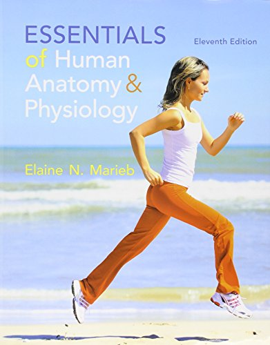 9780133975314: Essentials of Human Anatomy & Physiology, MasteringA&P with eText and Access Card, Brief Atlas of the Human Body (11th Edition)