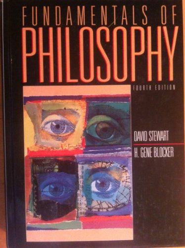 9780133976960: Fundamentals of Philosophy