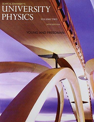 University Physics, Volume 2 (Chs. 21-37) (Paperback): Hugh D. Young,