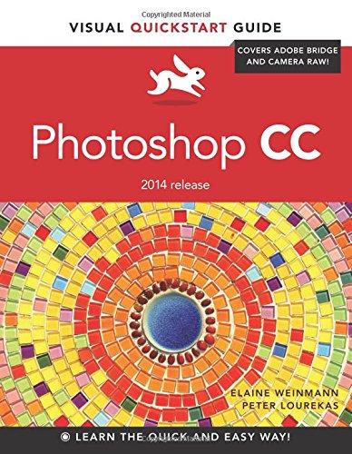 9780133980462: Photoshop CC (Visual Quickstart Guides)