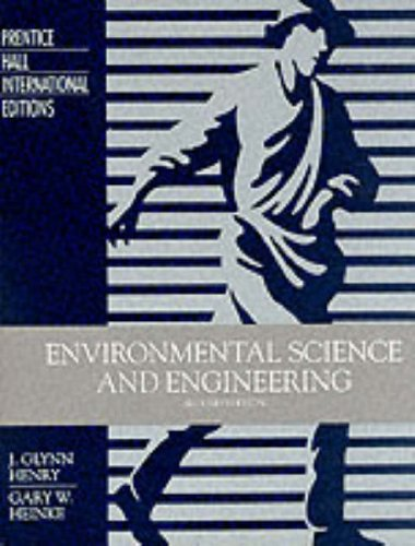 9780133981322: Environmental Science and Engineering