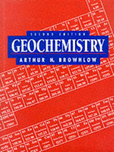 9780133982725: Geochemistry (2nd Edition)