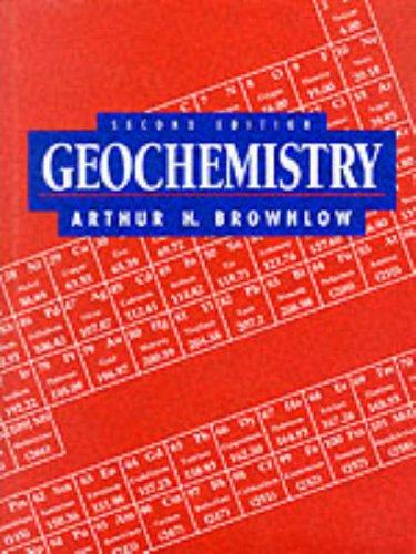 9780133982725: Geochemistry (2nd Edition)