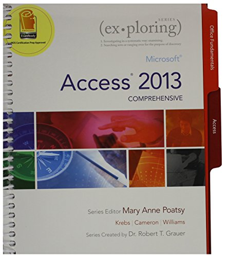 EXPLR MICROSFT ACC13 COMP&2014 MMISL ETX PKG: Poatsy, Mary Anne; Krebs, Cynthia; Cameron, Eric;...